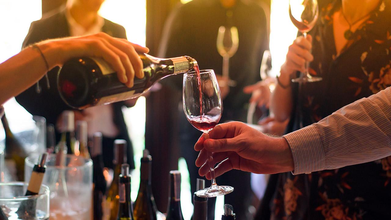 Servir o Vinho